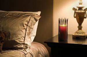 bedside-candle
