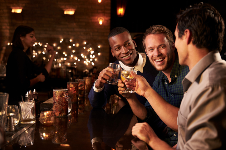 Men And Alcohol More Does Not Necessarily Mean Better