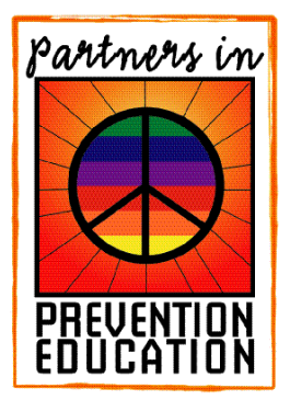 Partners in Prevention Education logo