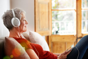 Music May Ease Anxiety in People Who Have Dementia