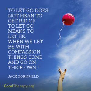 Let Go, Be Present: Quotes About Mindfulness and Meditation
