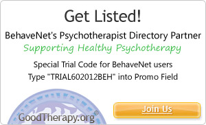 Join GoodTherapy.org