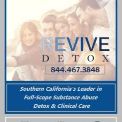 Main Profile Image - REVIVE Detox Center of Los Angeles, CA